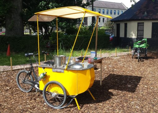tricycle kitchen